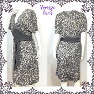 Vertigo Paris Print Dress S